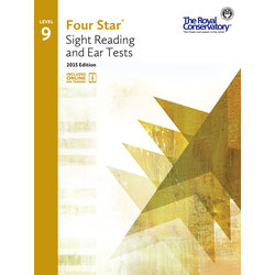Four Star Sight Reading and Ear Tests 2015 Edition - Level 9