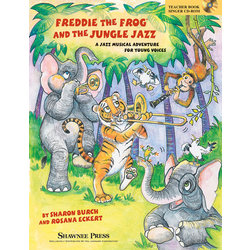 Freddie the Frog & the Jungle Jazz - Classroom Kit