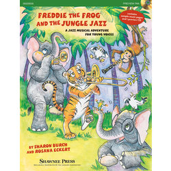Freddie the Frog & the Jungle Jazz - Preview CD