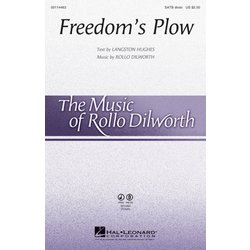 Freedoms Plow, SATB Parts