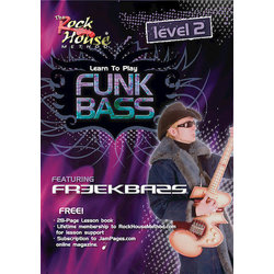 Freekbass - Learn to Play Funk Bass Level 2