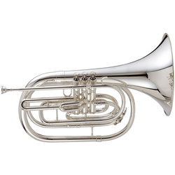 King 1122SP Ultimate Series Marching French Horn