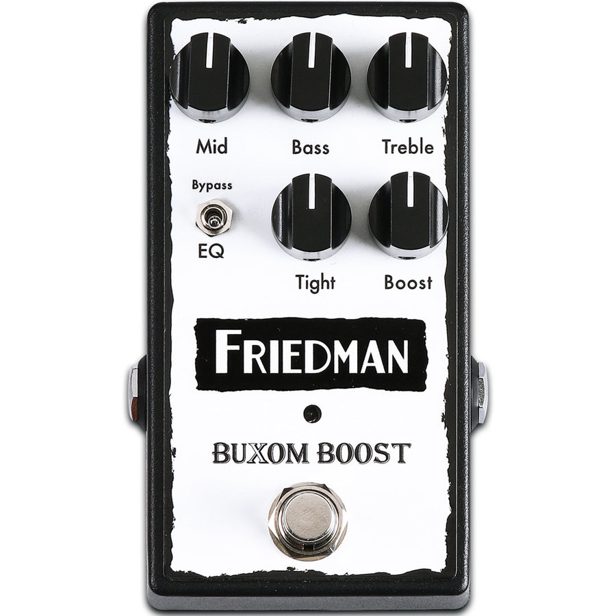 View larger image of Friedman Buxom Boost Overdrive Pedal