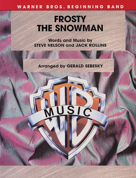 View larger image of Frosty the Snowman - Score & Parts, Grade 1