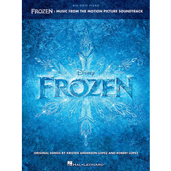 Frozen: Music from the Motion Picture Soundtrack Big Note Songbook