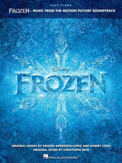 View larger image of Frozen - Music from the Motion Picture Soundtrack (Easy Piano Songbook)