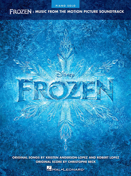 View larger image of Frozen - Music from the Motion Picture Soundtrack (Piano Solo Songbook)