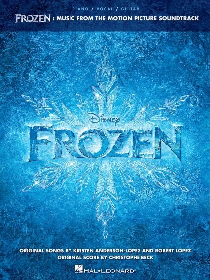 View larger image of Frozen - Music from the Motion Picture Soundtrack (Piano/Vocal/Guitar)
