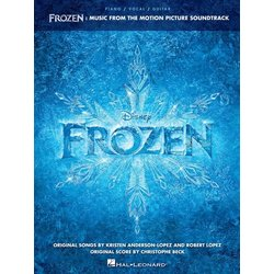 Frozen - Music from the Motion Picture Soundtrack (Piano/Vocal/Guitar)