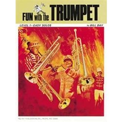 Fun with the Trumpet: Level 1 - Easy Solos (Book)