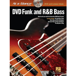 Funk And R&B Bass - At A Glance w/DVD