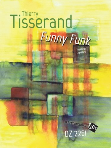 View larger image of Funny Funk (Tisserand) - Guitar Duet