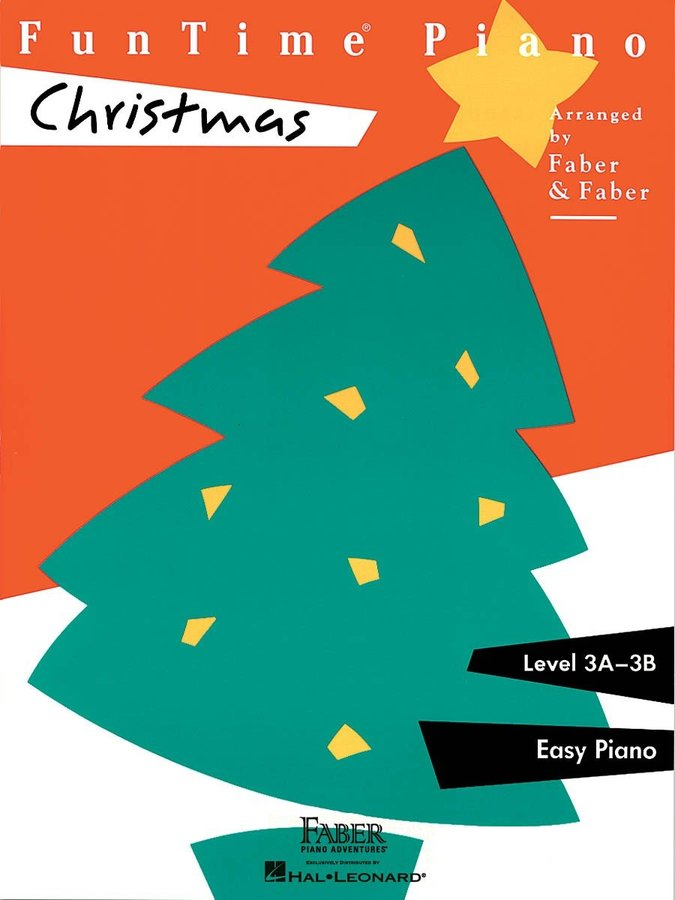 View larger image of FunTime Piano Level 3A-3B - Christmas