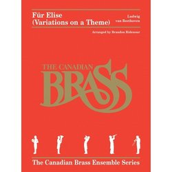 Fur Elise (Variations on a Theme) - Brass Quintet