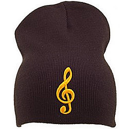 View larger image of G-Clef Beanie - Black