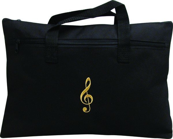 View larger image of G-Clef Conference Bag - Black