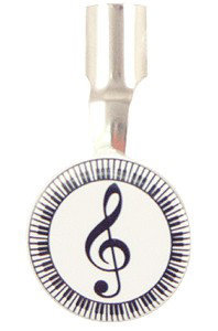 View larger image of G-Clef Keyboard Pencil Clip