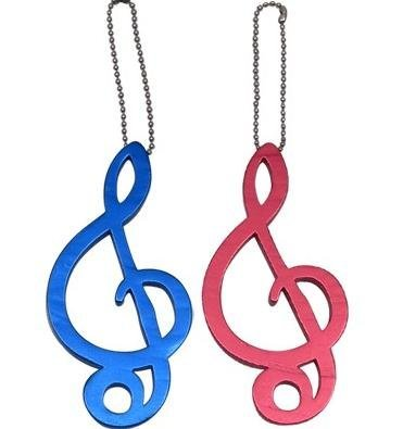 View larger image of G-Clef Keychain