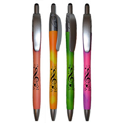 G-Clef Mood Stylus Pens - Assorted