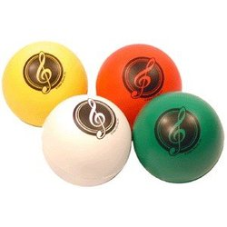 G-Clef Stress Ball - Assorted