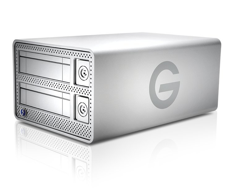 View larger image of G-Technology G-Dock ev Hard Drive with Thunderbolt