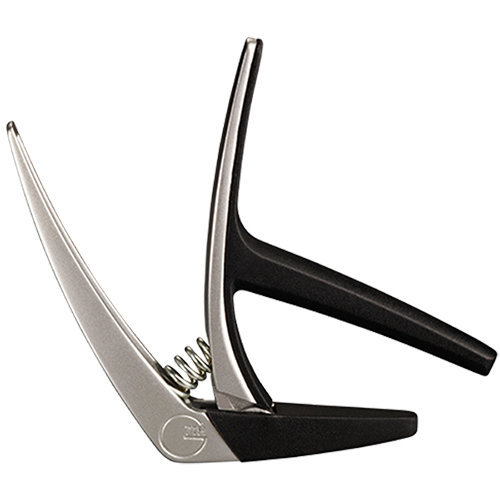 View larger image of G7th Nashville Acoustic Guitar Capo - Silver