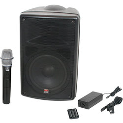 Galaxy Audio TQ8-1R Handheld PA Speaker - N2 Band
