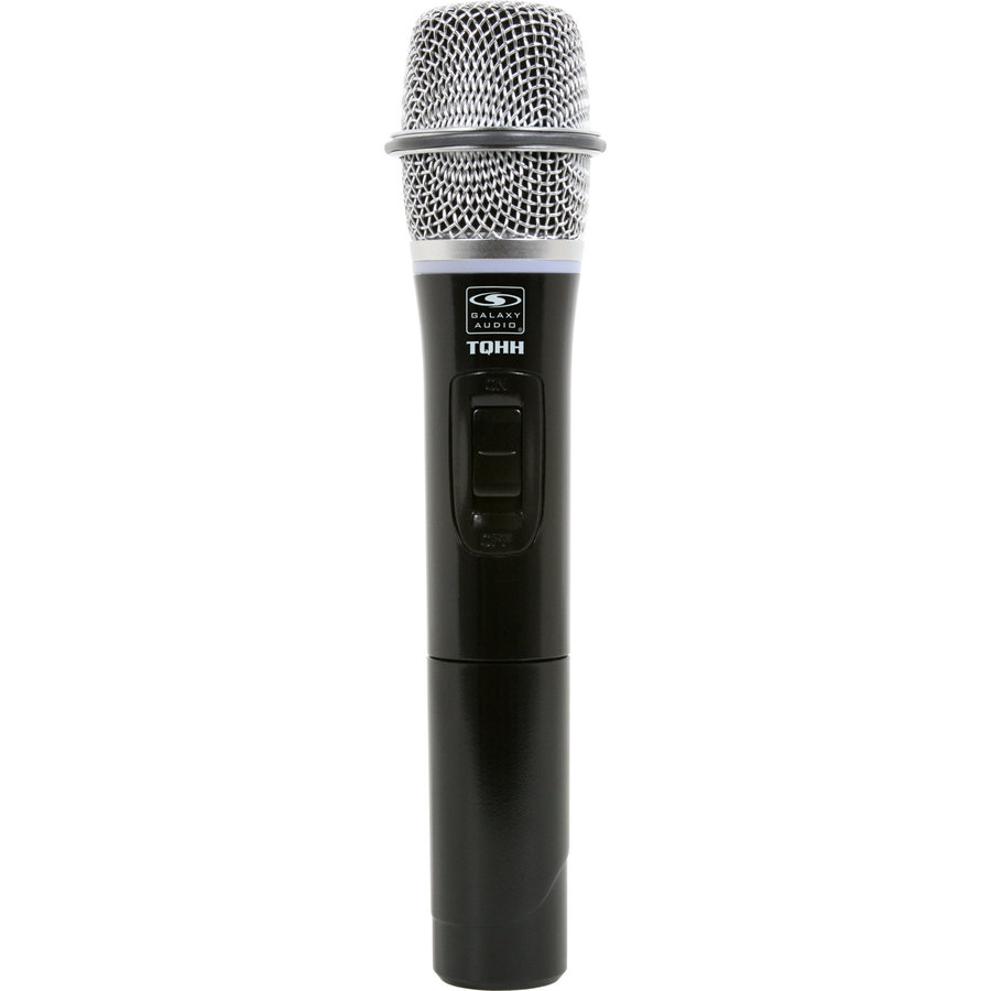 View larger image of Galaxy Audio TQHH Wireless Handheld Microphone Transmitter