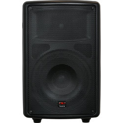 Galaxy Audio Traveler Quest 8 Remote Powered Portable PA Speaker