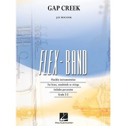 Gap Creek - Score & Parts, Grade 2-3