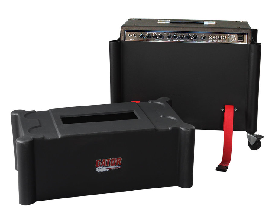 View larger image of Gator 1x12 Combo Amp Transporter/Stand