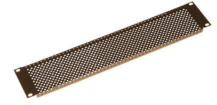 View larger image of Gator 2U Perforated Flanged Panel
