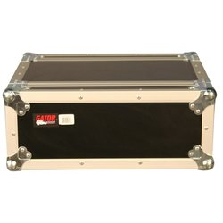 Gator 4U Shallow Audio Road Rack Case