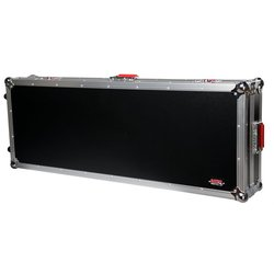 Gator 61 Note Road Case with wheels