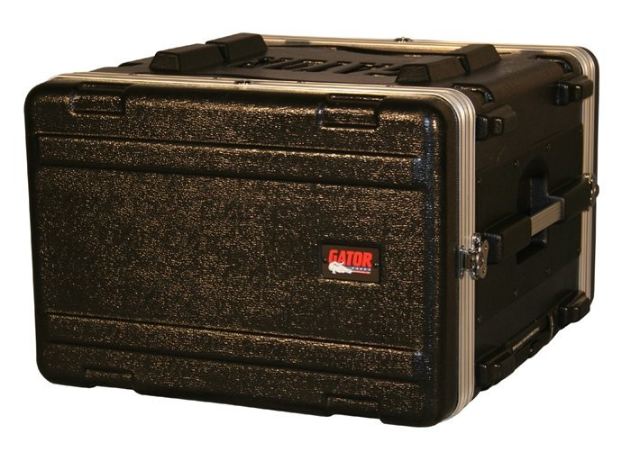 View larger image of Gator 6U Rolling Audio Rack with Casters
