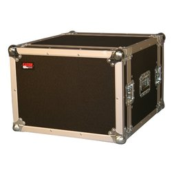 Gator 8U Standard Audio Road Rack Case