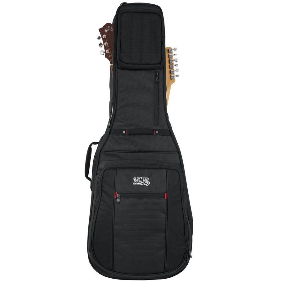 View larger image of Gator Acoustic/Electric Combo Gig Bag