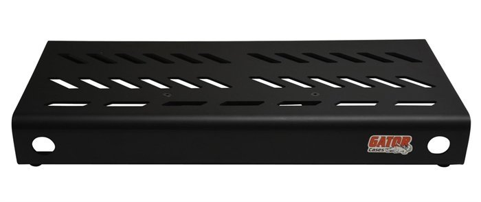 View larger image of Gator Aluminum Pedal Board with Carry Bag - Black, Large