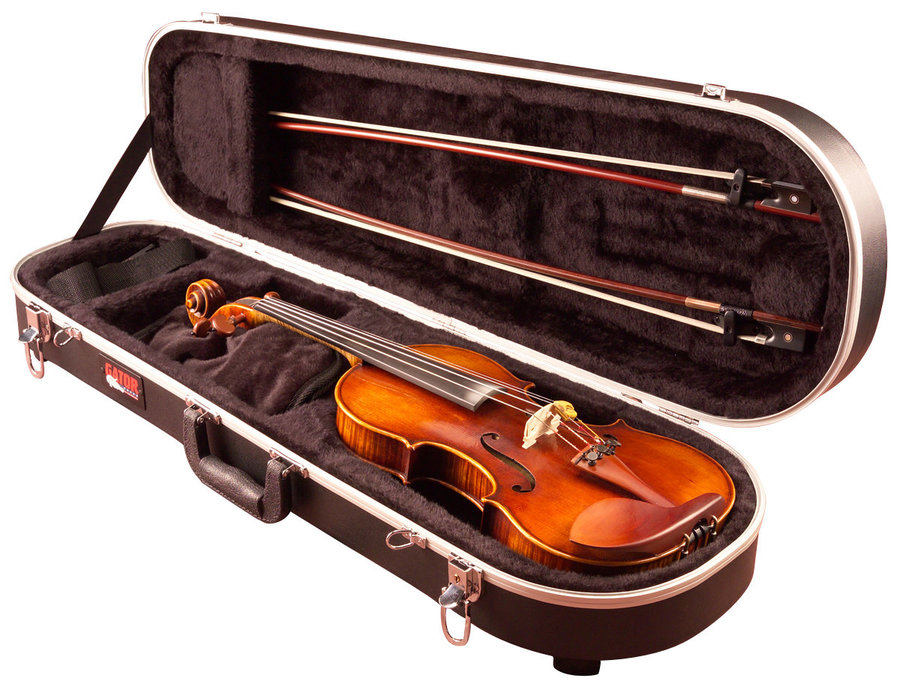 View larger image of Gator Case for Full-Size Violins