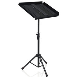 Gator Compact Adjustable Media Tray Stand