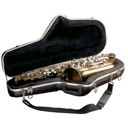 Gator Deluxe Molded Case for Alto Saxophones