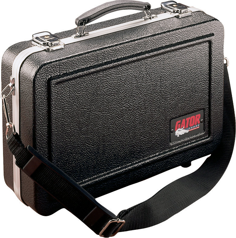 View larger image of Gator Deluxe Molded Case for Clarinets