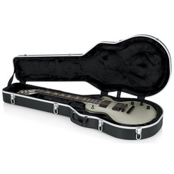 Gator Deluxe Molded Case for Single-Cutaway Electric Guitars