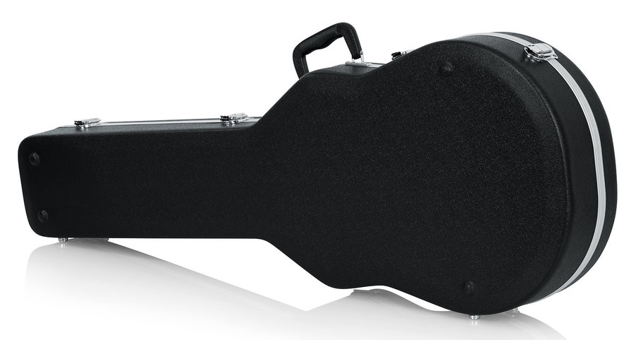 View larger image of Gator Deluxe Molded Case for Single-Cutaway Electric Guitars