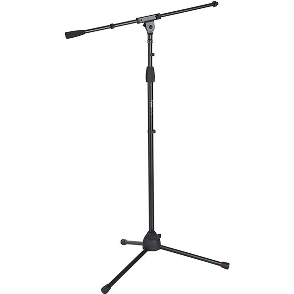 View larger image of Gator Deluxe Tripod Microphone Stand with Single Section Boom