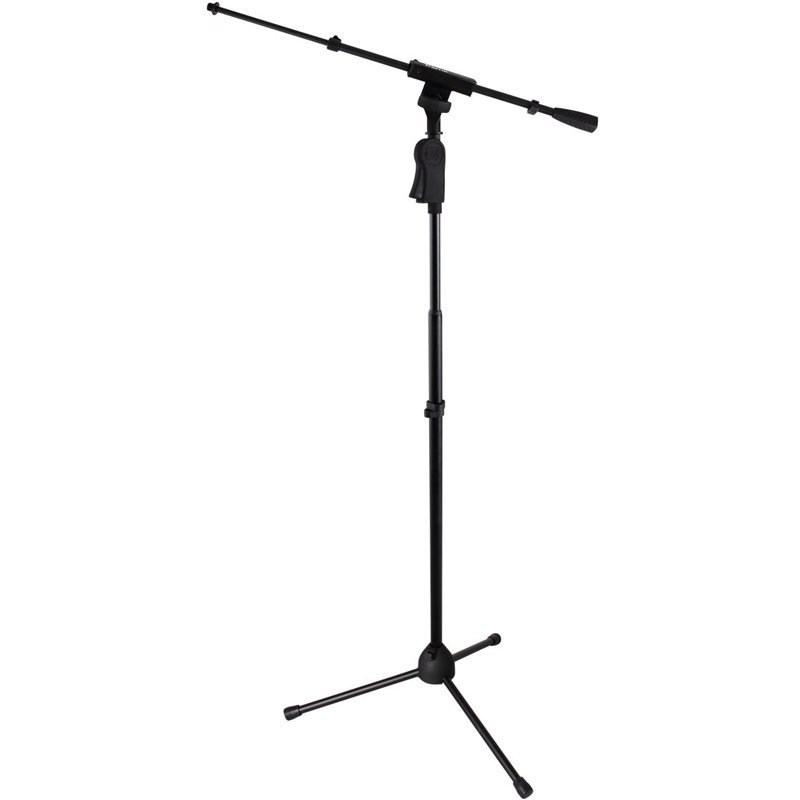 View larger image of Gator Deluxe Tripod Microphone Stand with Telescoping Boom