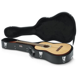 Gator Deluxe Wood Case for Classical Guitar