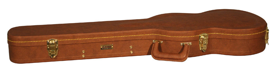 View larger image of Gator Deluxe Wood Guitar Case for Gibson SG