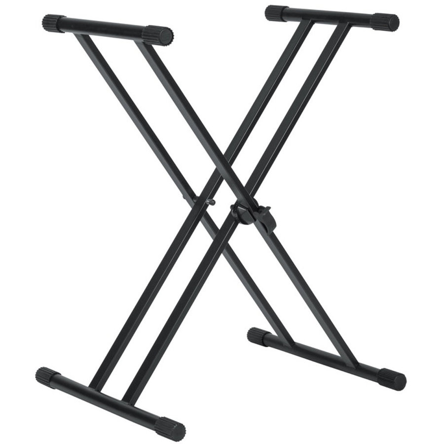 View larger image of Gator Deluxe X Style Keyboard Stand