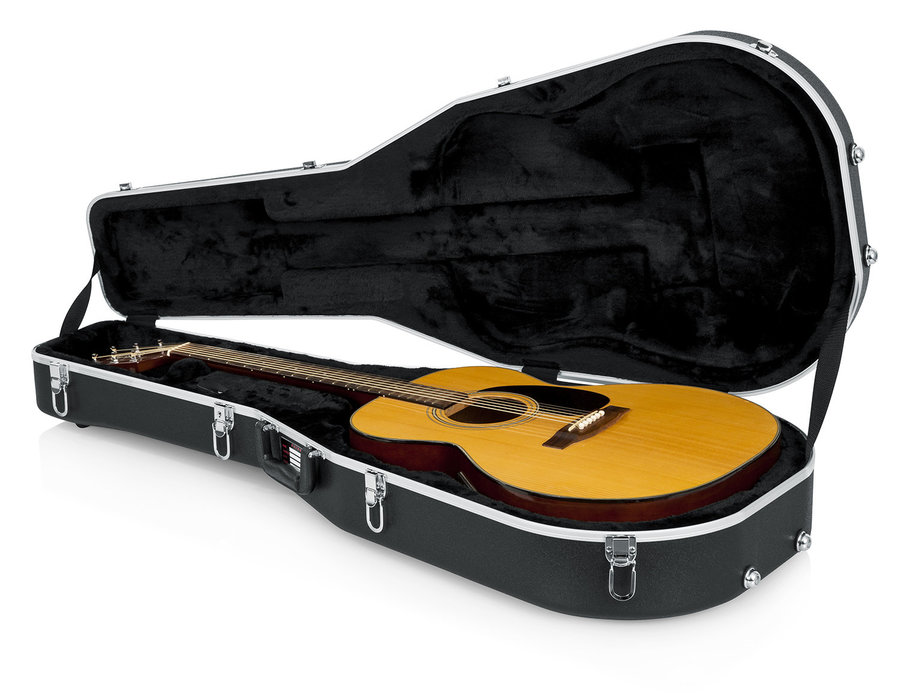 View larger image of Gator Dreadnought Guitar Case